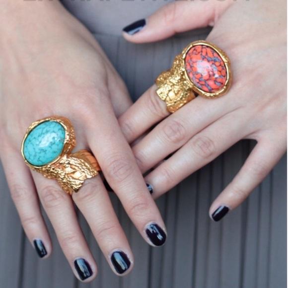 yves saint laurent jewelry arty ring poshmark. Black Bedroom Furniture Sets. Home Design Ideas